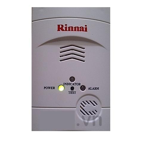 Báo rò rỉ gas Rinnai chính hãng