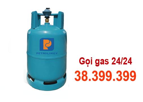 Giá ruột bình Gas Petrolimex van chụp