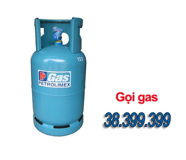 Giá ruột bình gas petrolimex van ngang