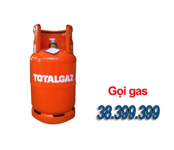 Báo giá gas