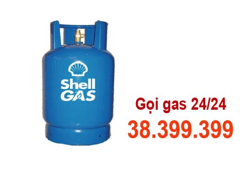 Giá ruột bình shell gas van chụp