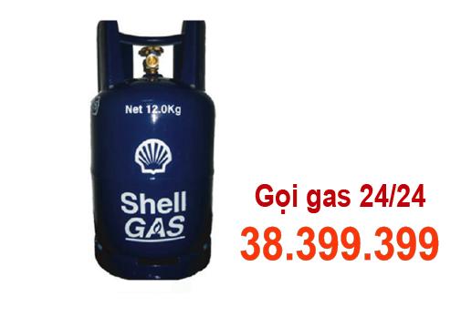 Giá ruột bình shell gas van ngang