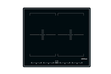 INDUCTION  HOB - FLEXIBLE COOKING ZONES